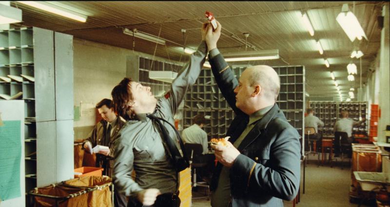 Pošťák, který nikdy nezvoní (1997) - Pål Sletaune