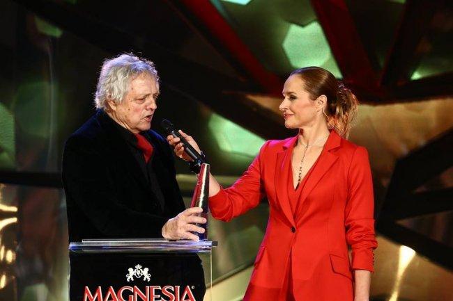 Lucie Vyborna a Stanislav Milota